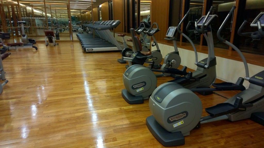 Mandarin Oriental Jakarta Fitness 2