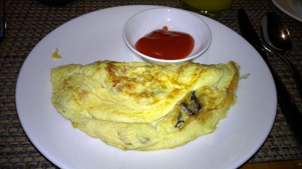 Mandarin Oriental Jakarta Frühstück 3
