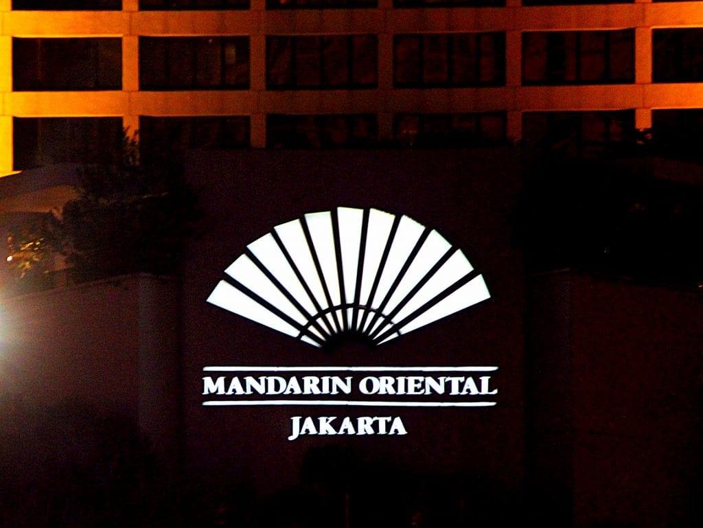Mandarin Oriental Jakarta Logo