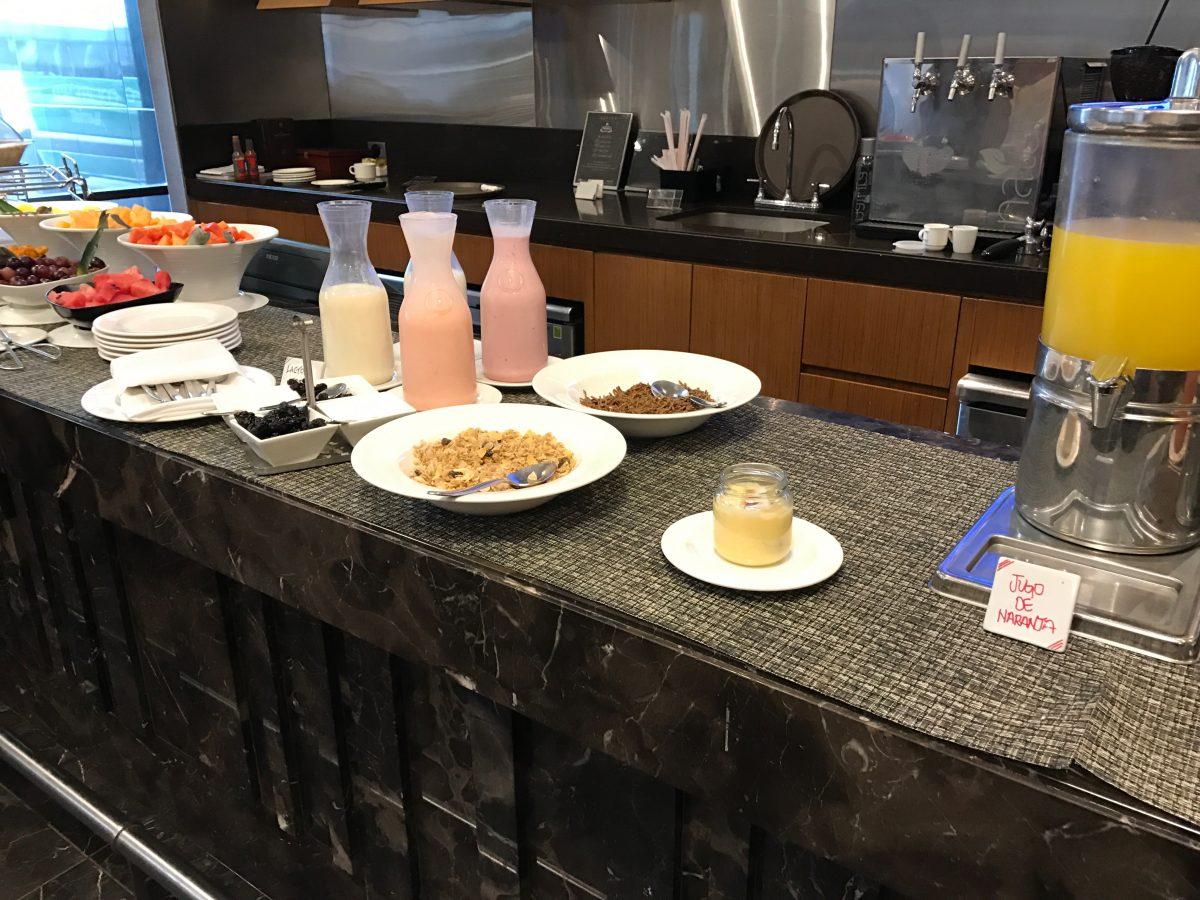 Marriott Bogota Airport Frühstück 10