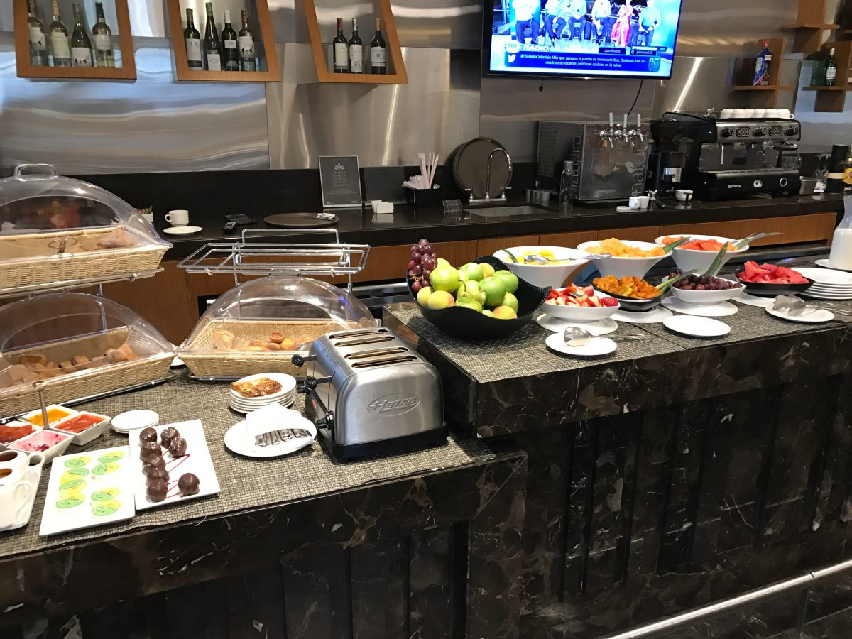 Marriott Bogota Airport Frühstück 5