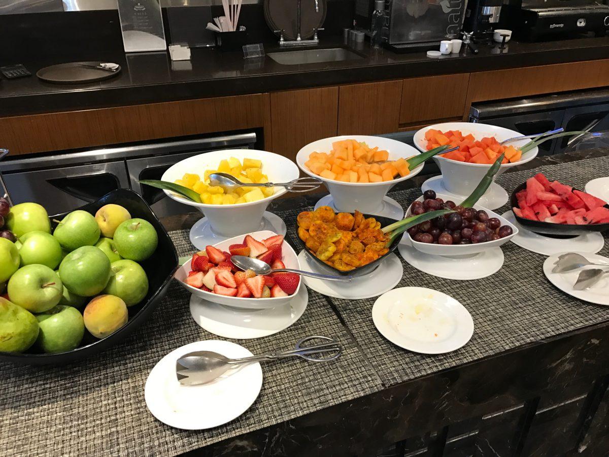 Marriott Bogota Airport Frühstück 7