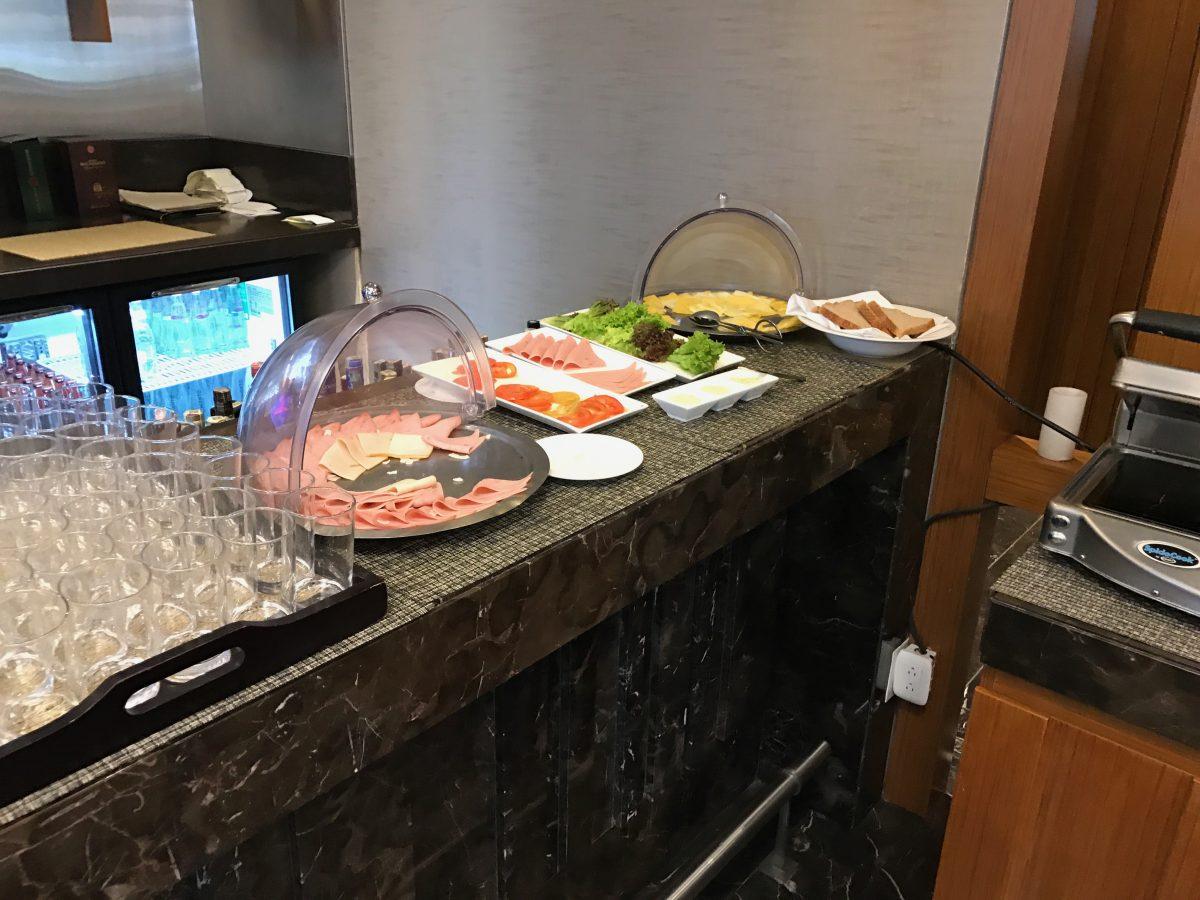 Marriott Bogota Airport Frühstück 8