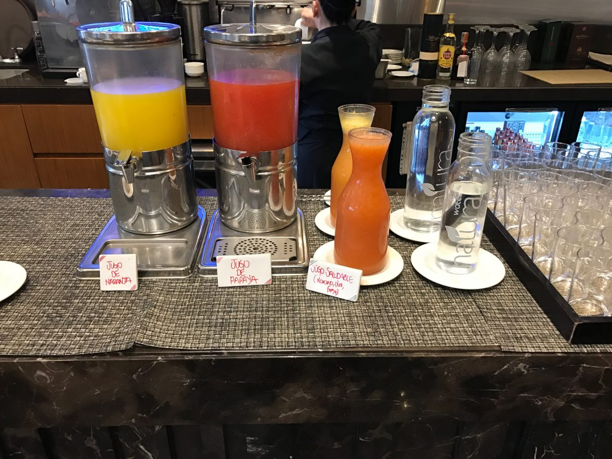 Marriott Bogota Airport Frühstück 9
