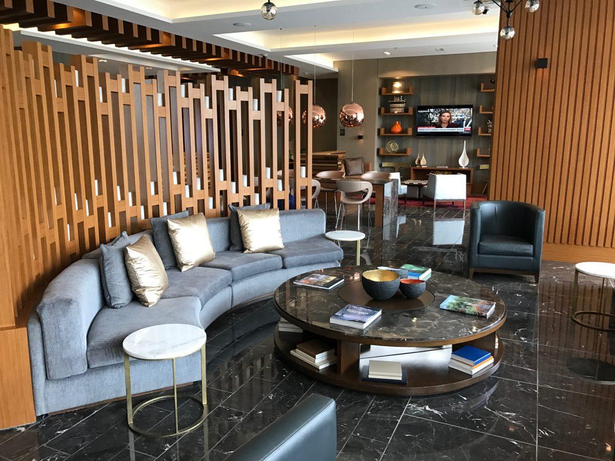 Marriott Bogota Airport Lobby 2
