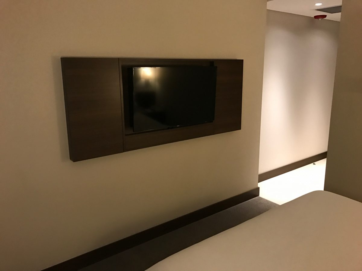 Marriott Bogota Airport Superior Zimmer TV