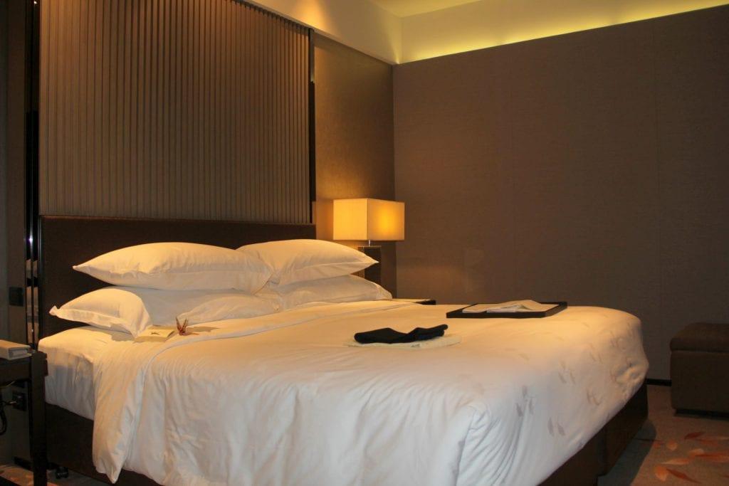 Okura Prestige Bangkok Room