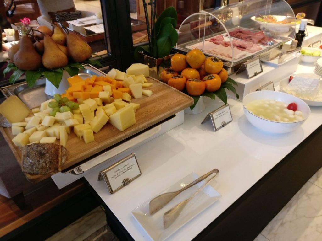 Palazzo Parigi Milan Breakfast 4