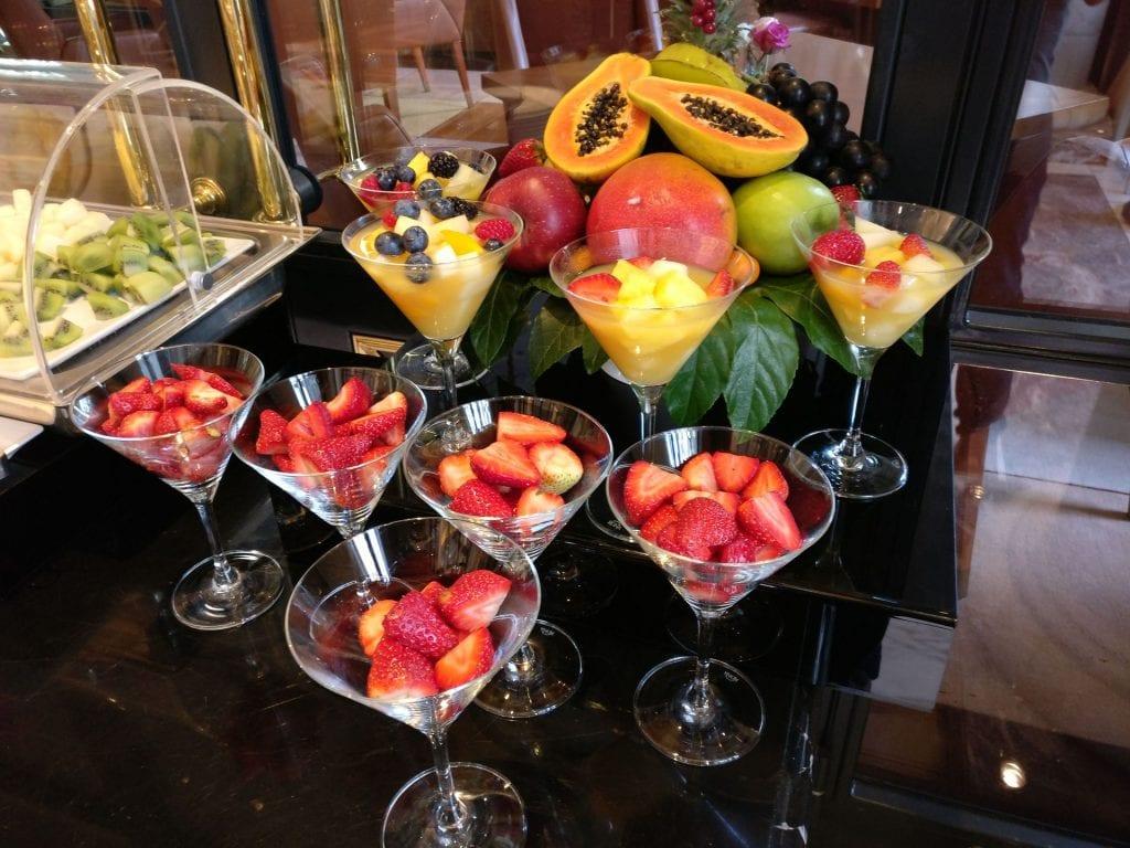 Palazzo Parigi Milan Breakfast 7