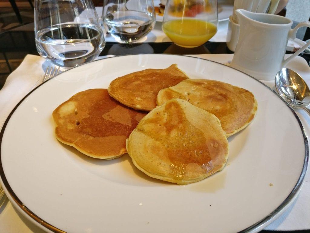Palazzo Parigi Milan Breakfast 9