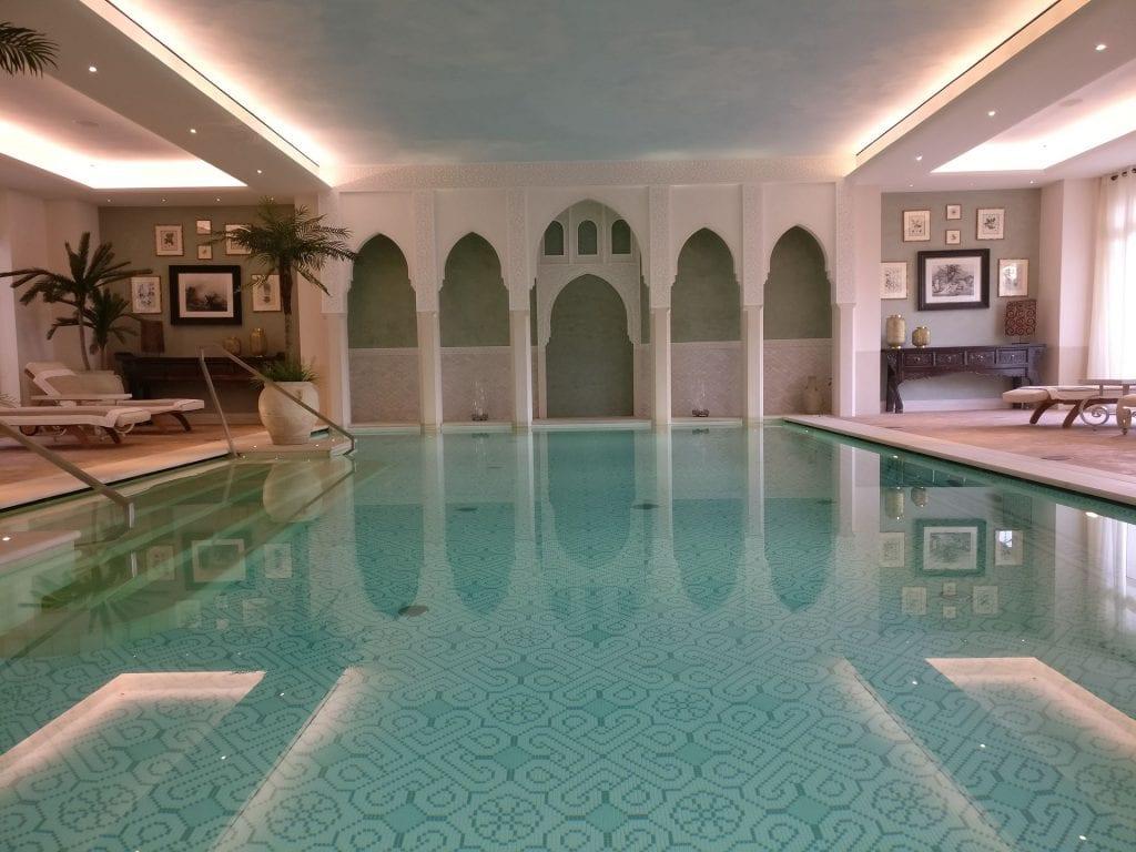 Palazzo Parigi Milan Pool 3