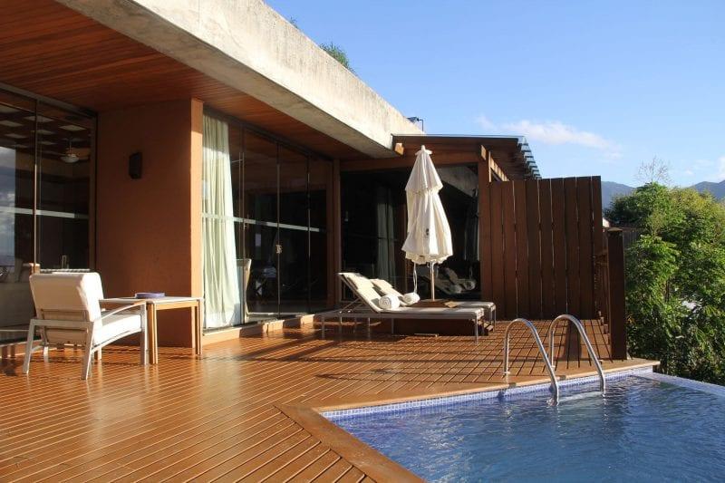 Ponta dos Ganchos Resort Villa Pool 2