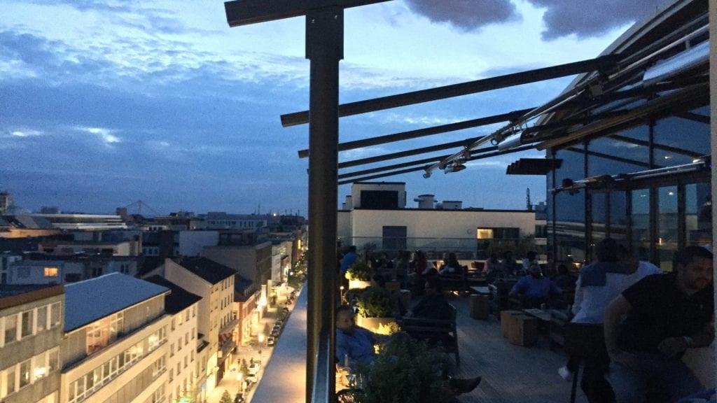 Radisson Blu Mannheim Rooftop Bar