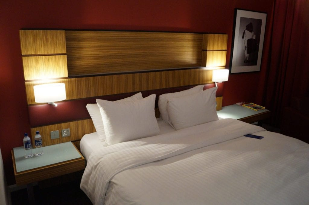 Radisson Blu Stansted Airport Superior Zimmer