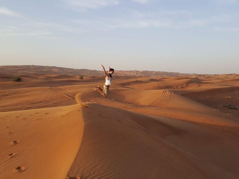 Reiseverrückt Moritz Stoldt Dubai