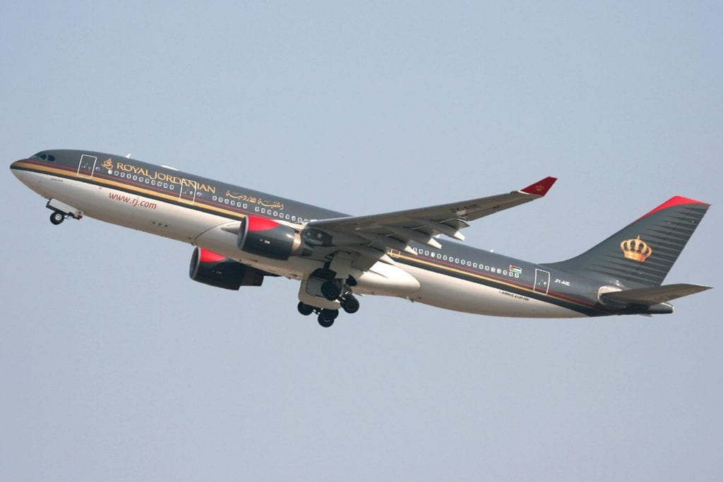 Royal Jordanian Airbus A330