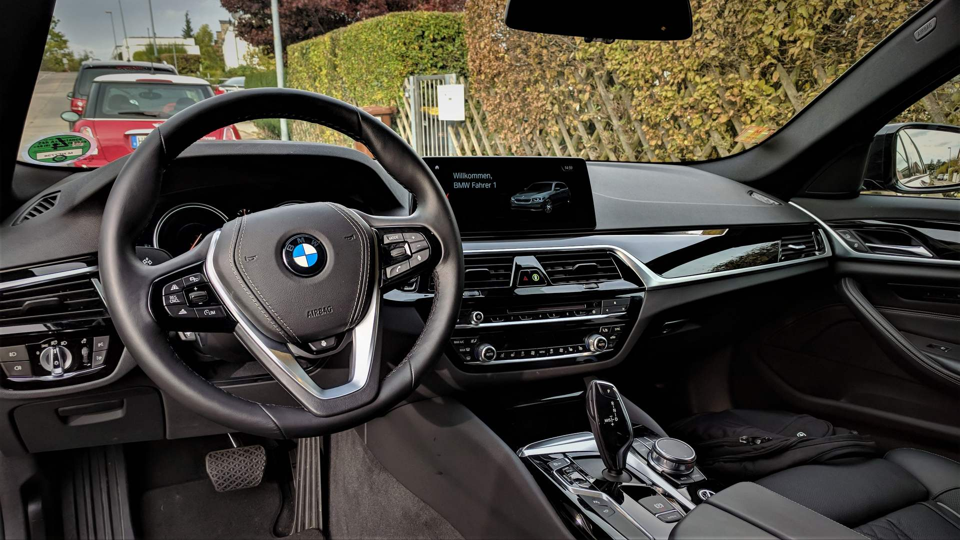 Sixt Karten Upgrades BMW 520