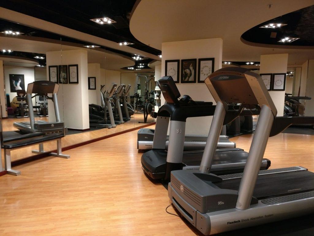 Sofitel Legend Metropole Gym