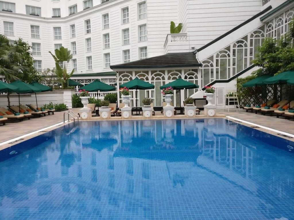 Sofitel Legend Metropole Pool 2