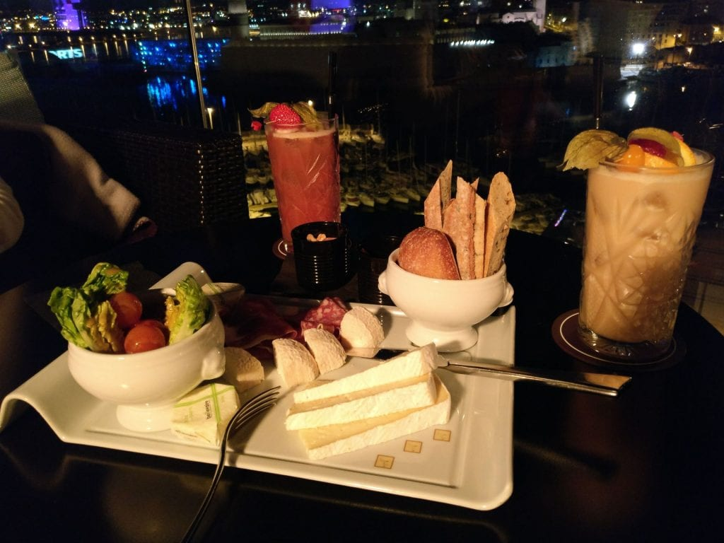 Sofitel Marseille Welcome Drink