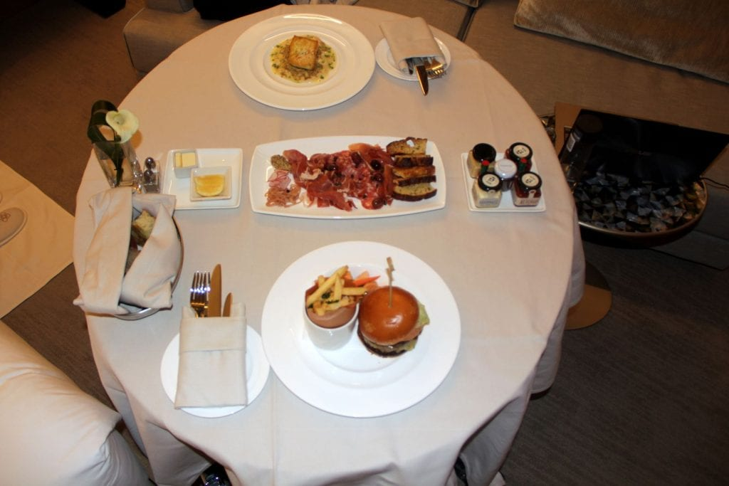 The Knickerbocker New York Dinner