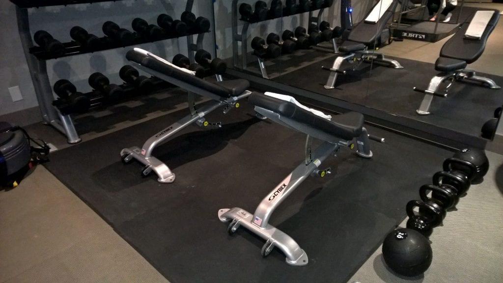 The Knickerbocker New York Gym 3