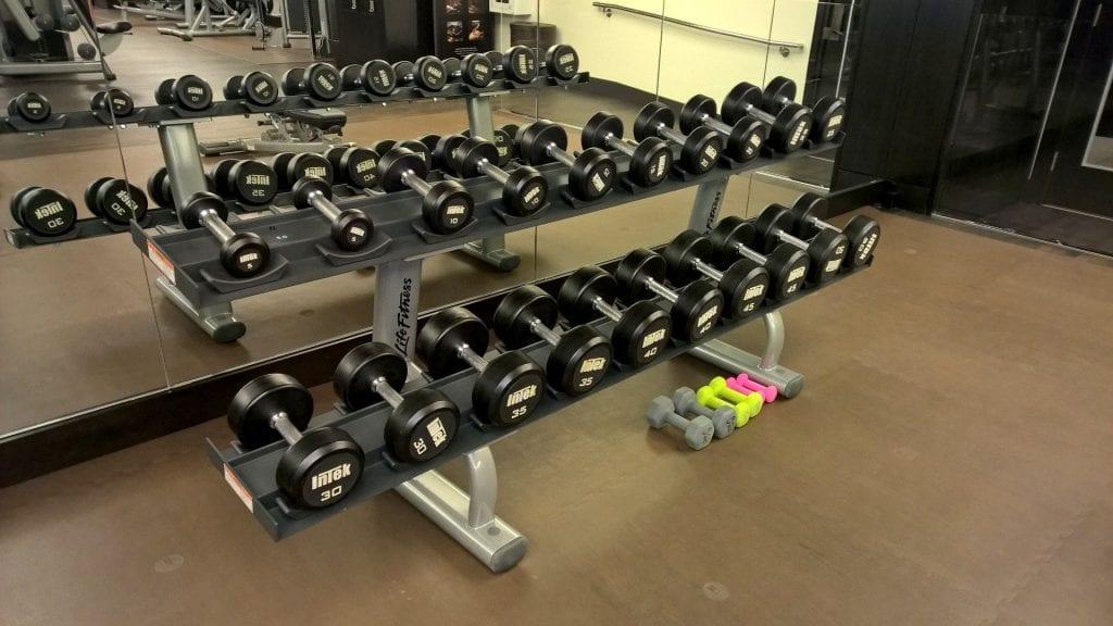 The Langham Chicago Gym
