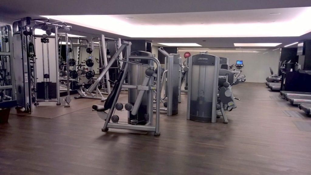 The Langham Chicago Gym 2