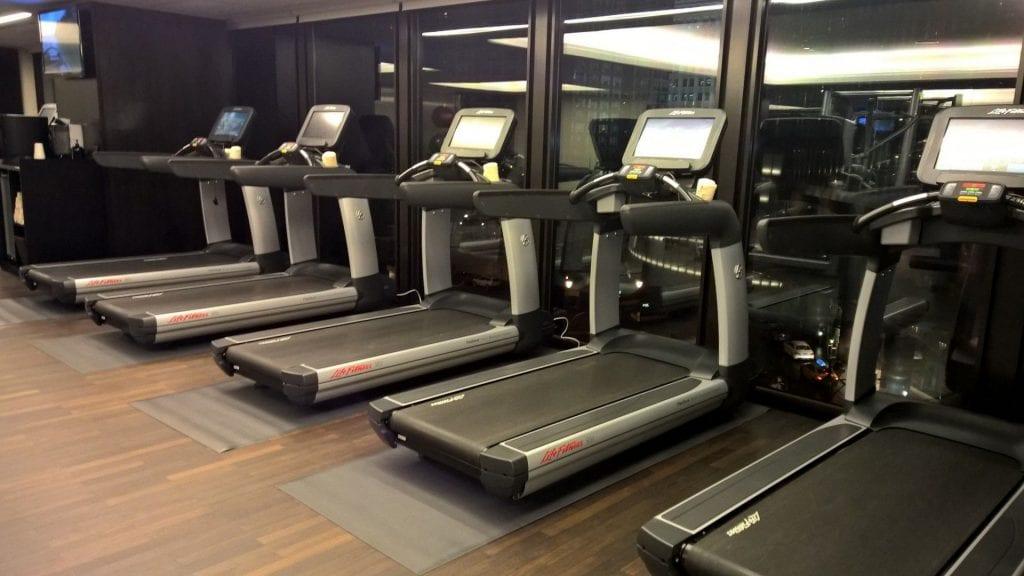 The Langham Chicago Gym 4