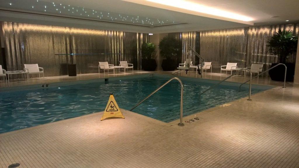 The Langham Chicago Pool