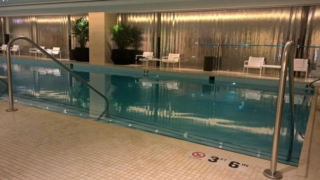 The Langham Chicago Pool 2