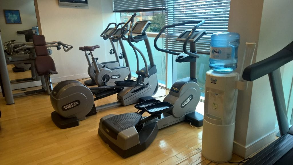 The Lowry Hotel Manchester Gym 2