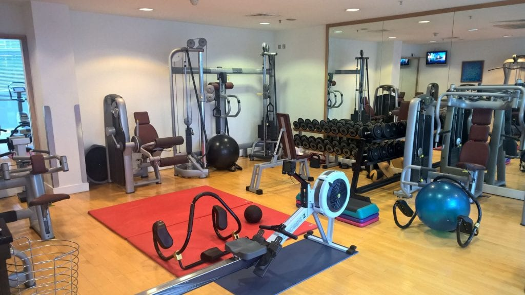 The Lowry Hotel Manchester Gym 3