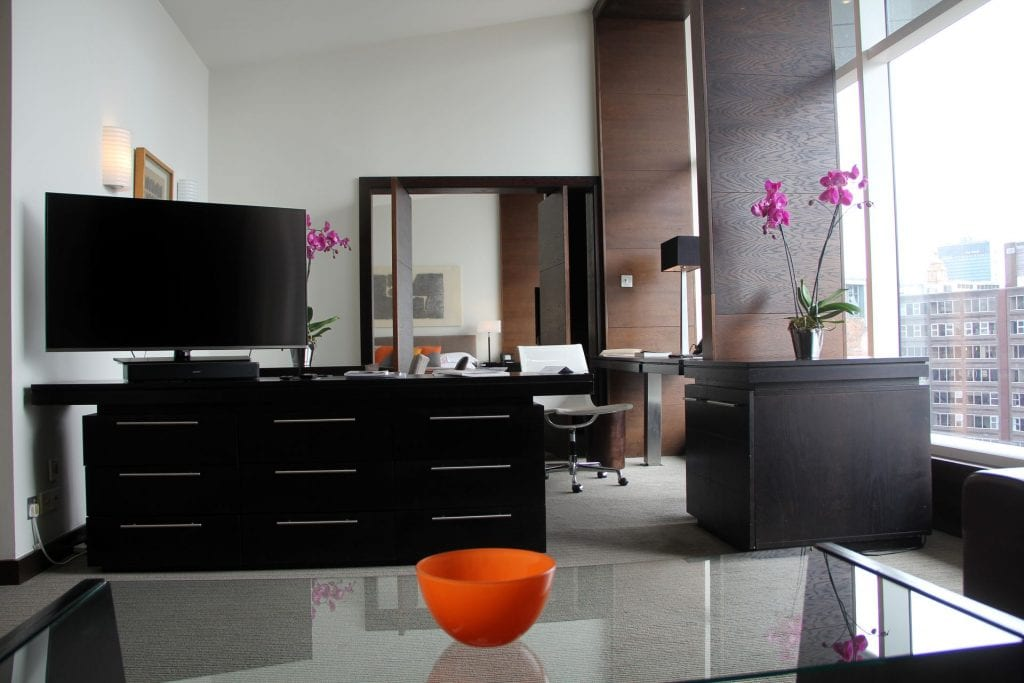 The Lowry Hotel Manchester Suite 2