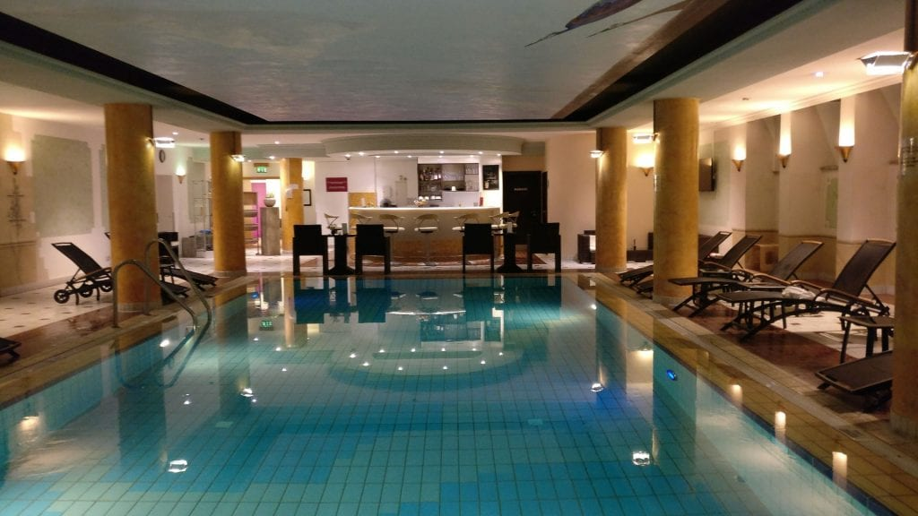 crowne plaza heidelberg pool 1