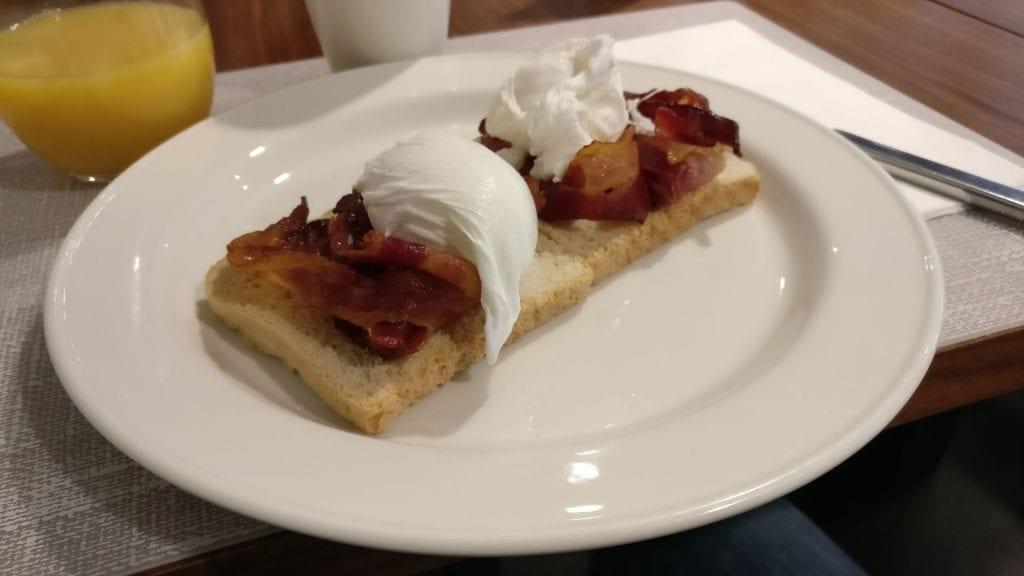 doubletree krakau frühstück 1
