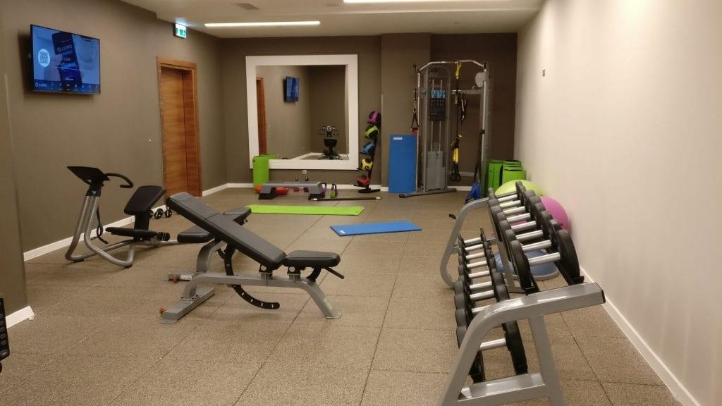 doubltree krakau fitness 2