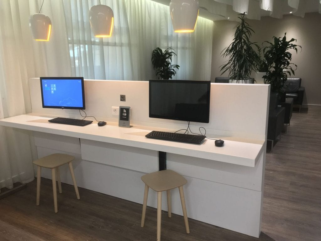 library lounge nizza business center