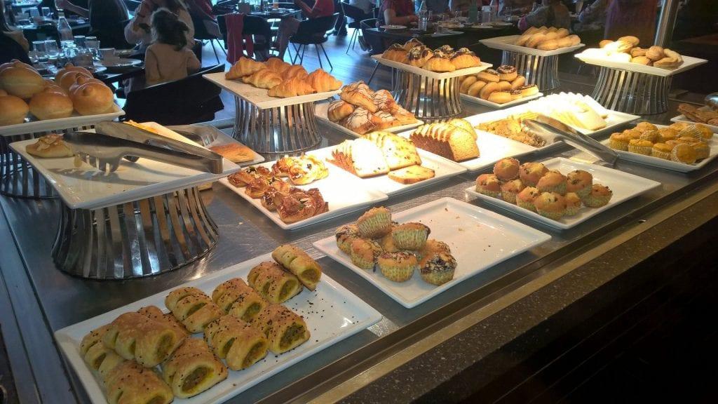 Breakfast Le Méridien New Delhi 2