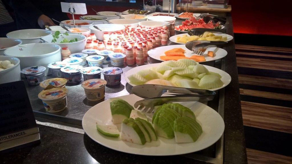 Breakfast Le Méridien New Delhi 6