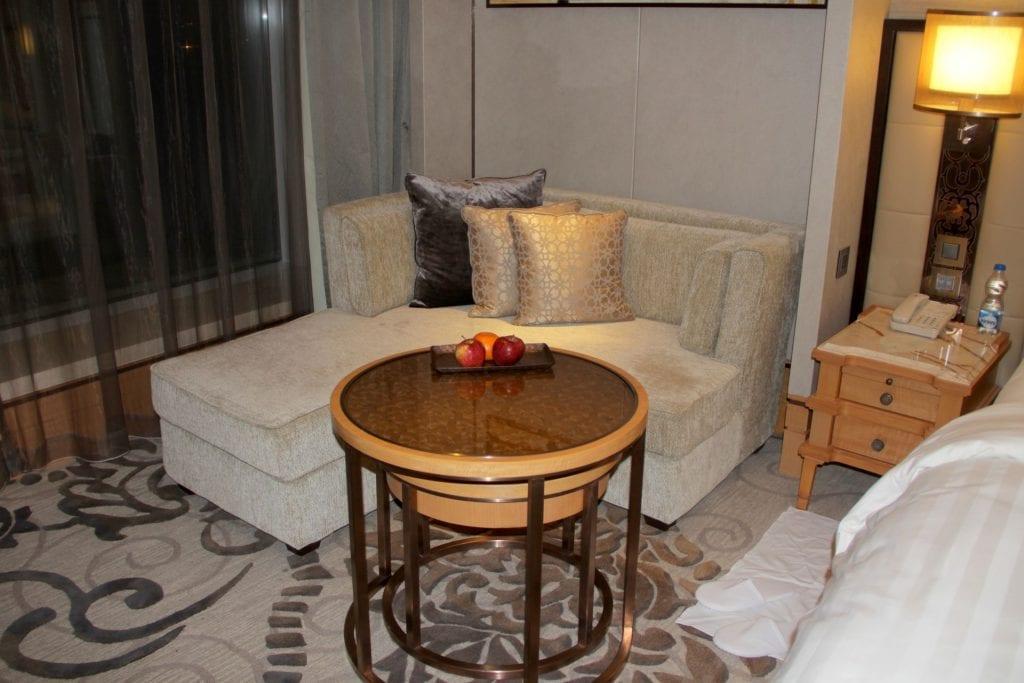 Couch Shangri La Bengaluru
