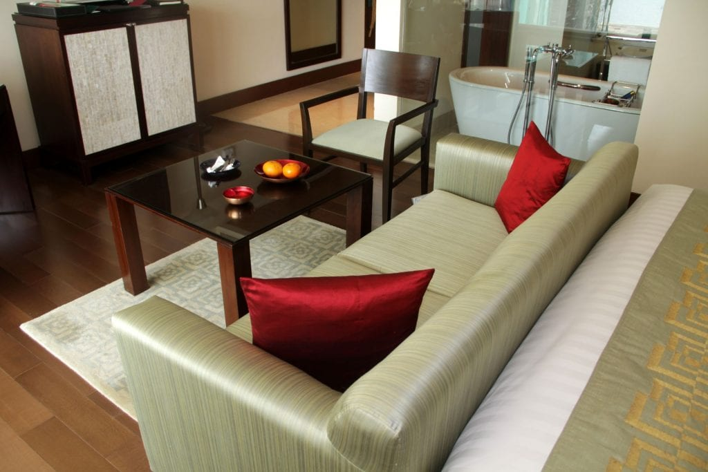 Couch The Oberoi Mumbai