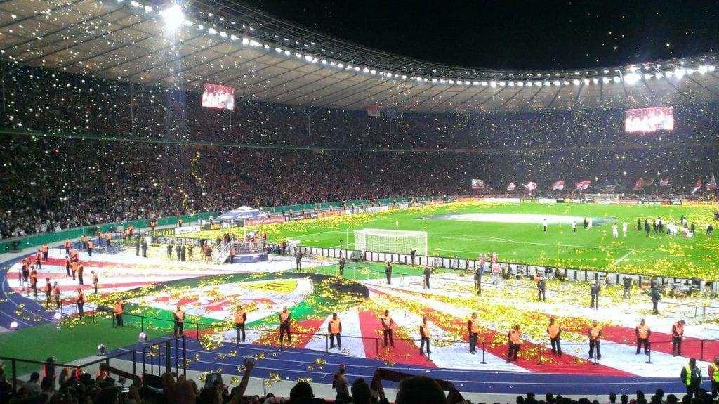DFB Pokal Finale Berlin