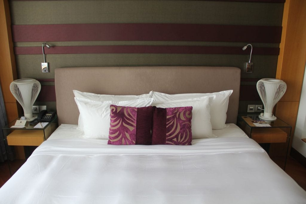 Grand Mercure Danang Suite Bedroom 2