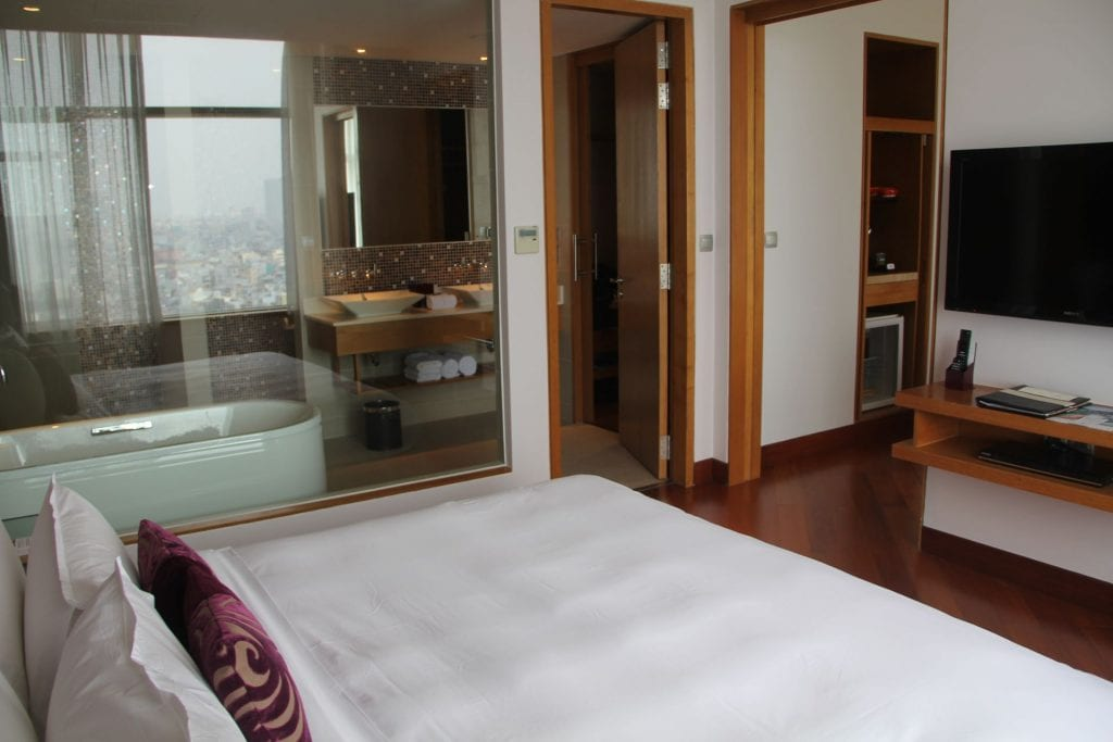 Grand Mercure Danang Suite Bedroom 4