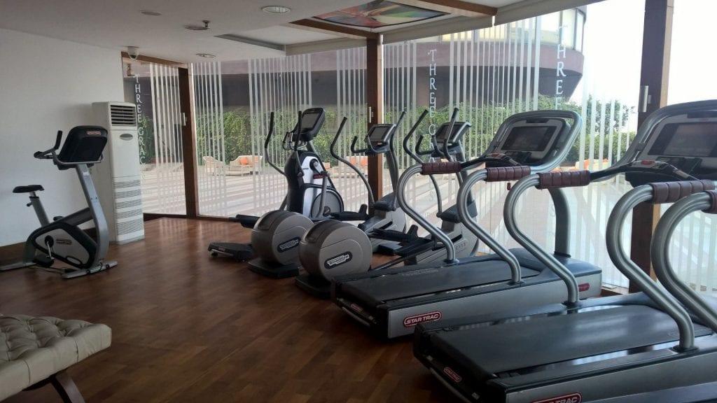 Gym Le Méridien New Delhi