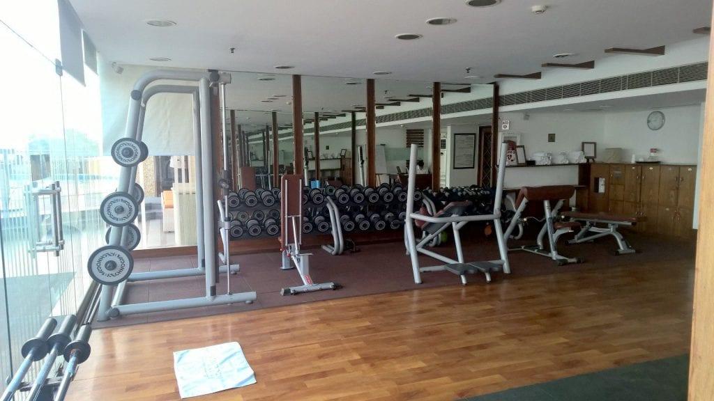 Gym Le Méridien New Delhi 2