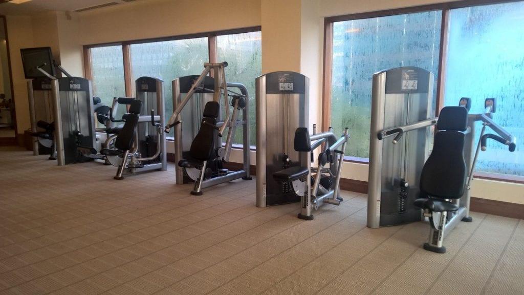 Gym The Oberoi Mumbai