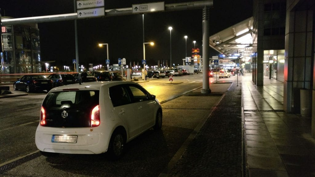 Hamburg Airport Valet Parking