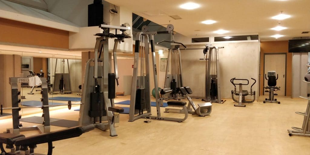 Hilton Köln Fitness